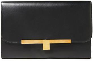 Victoria Beckham Leather Clutch