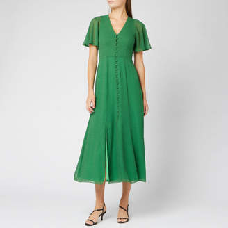 Whistles Women's Cecily Check Dress