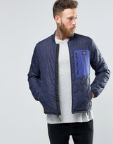 Penfield Oakdale Quilted Bomber Lightweight
