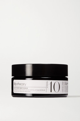 Ilapothecary + Net Sustain Quiet Start Body Scrub, 200g