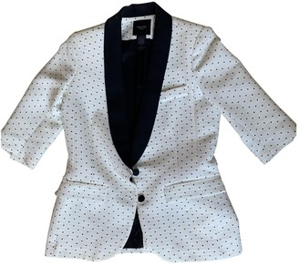 Smythe Multicolour Wool Jacket for Women