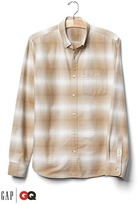 Gap x GQ Saturdays New York City oxford shirt