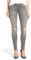 Mavi Jeans Serena Distressed Stretch Skinny Jean