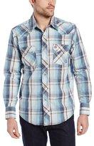 Wrangler Men's Western Jean Shirt
