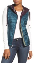 Smartwool Women's Quilted Double Propulsion 60 Hooded Vest