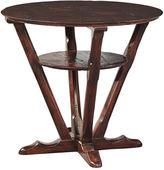 One Kings Lane Cavanaugh Side Table, Umber