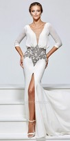Tarik Ediz Cara Evening Dress