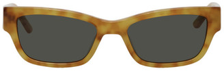 Han Kjobenhavn Yellow Moon Sunglasses