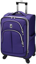 London Fog Expandable Spinner Wheeled Carry-On