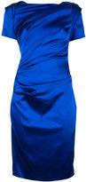 Talbot Runhof Monument dress - women - Polyamide/Polyester/Spandex/Elastane/Viscose - 36