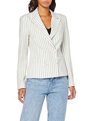 Vila CLOTHES Women's Vipintri L-s Blazer Suit Jacket,10 (Size: )