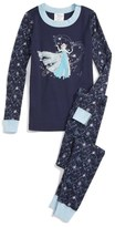 Hanna Andersson Disney's Frozen Organic Cotton Two-Piece Fitted Pajamas (Toddler Girls, Little Girls, Big Girls)