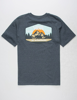 Vans Mountain High Mens T-Shirt