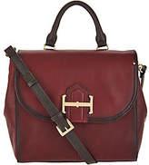 Tignanello As Is Vintage Leather Crossbody- Laredo
