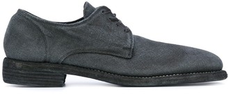 Guidi Casual Derby Shoes