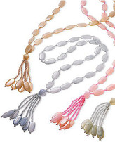 Beaded Pastel Necklace