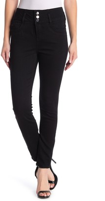 Seven7 High Waisted Shaper Skinny Jeans