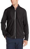 PGA TOUR Men's Golf Full Zip Long Sleeve Fleece Jacket