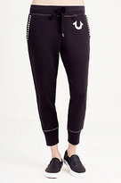 True Religion Embellished Skinny Womens Sweatpant