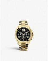 Michael Kors Gold Mk5739 Bradshaw Watch*