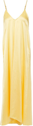 Forte Forte Satin Midi Slip Dress