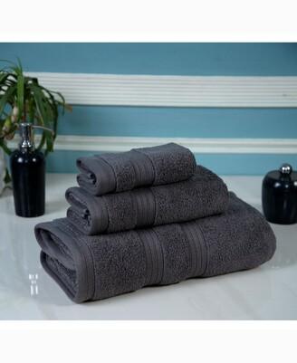 Home Weavers Waterford Towel, Set of 3 Bedding