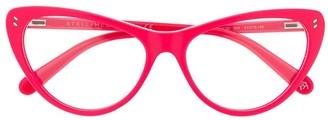 Stella McCartney cat-eye frames