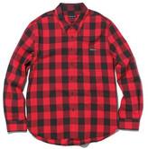 Buffalo Plaid Flannel Shirt Red[unisex]