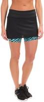 SkirtSports Skirt Sports Peek-A-Boo Skort - Built-In Shorts, UPF 50+ (For Women)