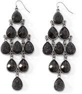 beaded chandelier earrings - ShopStyle
