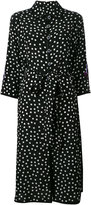 Dolce & Gabbana polka dot shirt dress