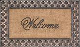 JCPenney Bacova Guild Koko Framed Basketweave Coir Doormat
