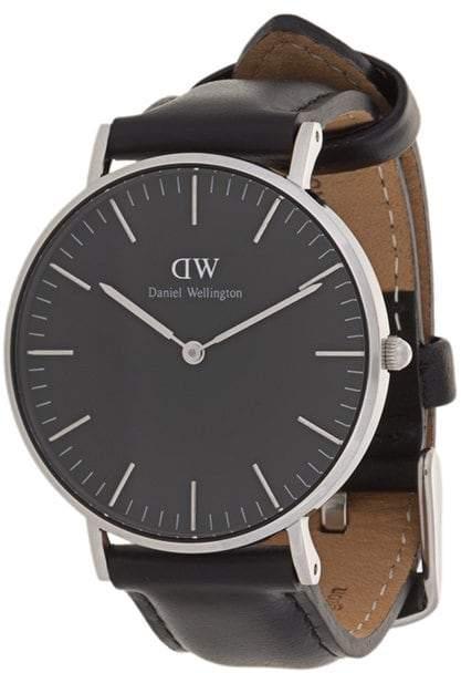 Daniel Wellington Classic Black Sheffield watch