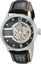 Stuhrling Original Men's Prospero Classic Automatic Skeletonized Dial Watch 308.331513