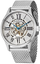 Stuhrling Original Men's Atrium Elite Mesh Bracelet Watch