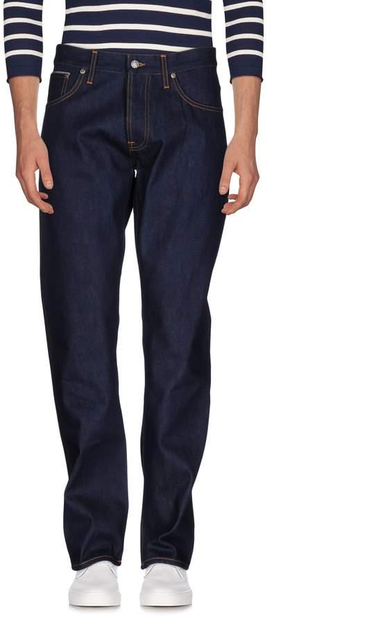 Nudie Jeans Denim pants - Item 42568135