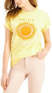 Junk Food Clothing Cotton Shine Bright Graphic T-Shirt