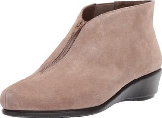 Aerosoles Women's Allowance Loafer tan Suede 11 W US