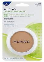Almay Clear Complexion Pressed Powder, Light/Medium 200, 0.35-Ounce Packages (Pack of 2)