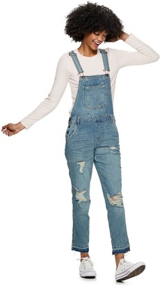 Almost Famous Juniors' Destructed Girlfriend Overall