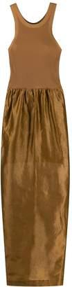 Totême knit-top maxi dress