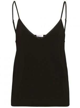 Rodebjer - Nellie Camisole Top - xs | black - Black/Black
