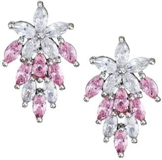 Fallon Monarch Mini-Cluster Earrings