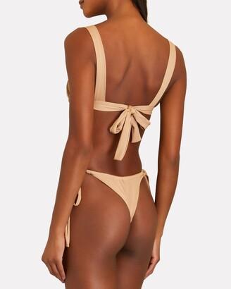 Frankie's Bikinis Willow Side-Tie Bikini Bottoms