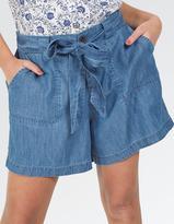 Fat Face Tie Waist Shorts