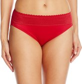 Warner's Warners Women's No Pinching. No Problems. Hi-Cut Brief with Lace Panty