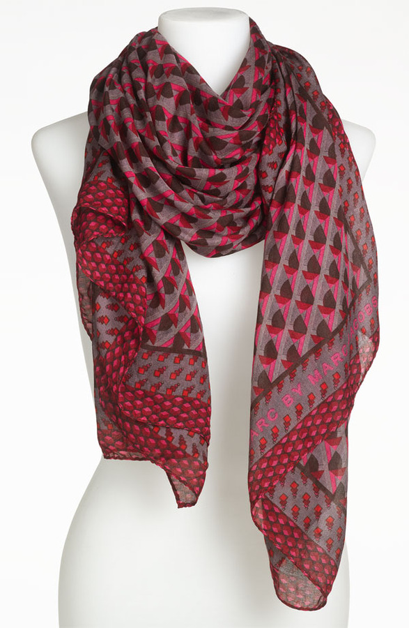 Marc by Marc Jacobs 'Katya' Scarf