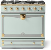 Williams-Sonoma Williams Sonoma Cornue Fe Albertine Dual-Fuel Range Stove, Tapestry