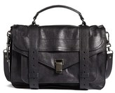 Proenza Schouler 'Medium Ps1' Satchel - Black