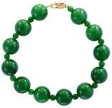 Effy Green Jade and 14K Yellow Gold Bracelet